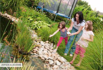 Wasseroase im eigenen Garten