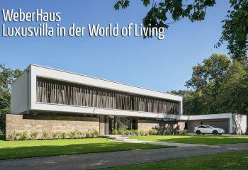 Luxuriöses Wohnen in der  Tradition des Bauhauses