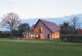 Ein komponiertes Klimaschutzhaus  für Sir Andrew Lloyd Webber