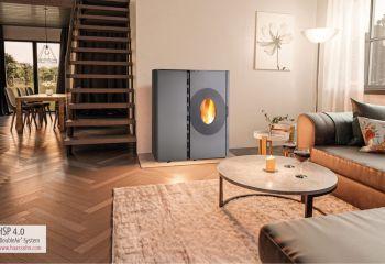 Wärmepumpe und Holzfeuer kombinieren