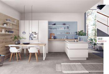 Küchen: Natur, pur & extrem schick