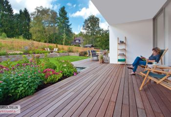Neuer Look für die Terrasse