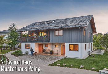 SchwörerHaus: Drei Wohnkonzepte in einem Haus