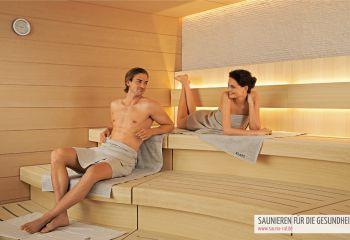 Sieben Tipps zur Sauna