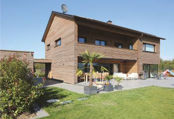Frammelsberger Holzhaus: Design 261