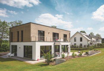 WeberHaus: Einfamilienhaus im Grünen