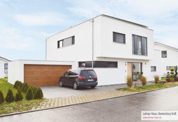 Lehner Haus: Praktisch. Kubisch. Modern