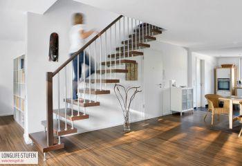 Dachbodenausbau: optimale Treppenlösungen