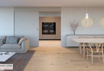 Schiebetüren: Raumgestaltung elegant umsetzen