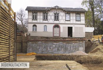 Das Baugrundgutachten