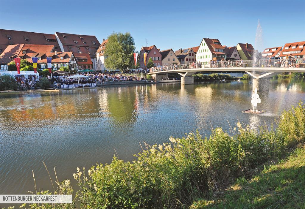 Neckarfest rottenburg 2020